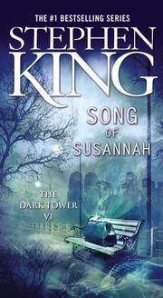 image of Song of Susannah (The Dark Tower, Book 6)