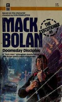 The Executioner - Doomsday Disciples #49 - Brothers in Blood #50 - Tuscany Terror #52 -...