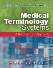 Medical Terminology Systems 5/E: A Body Systems Approach