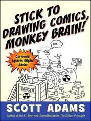 image of Stick to Drawing Comics, Monkey Brain!