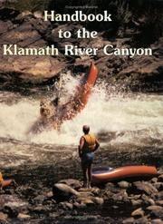 Handbook to the Klamath River Canyon