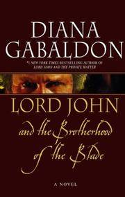 image of Lord John and the Brotherhood of the Blade