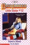 image of Karen's Ghost (Baby-Sitters Little Sister #12) (Little Apple Paperbacks)