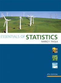 Essentials Of Statistics