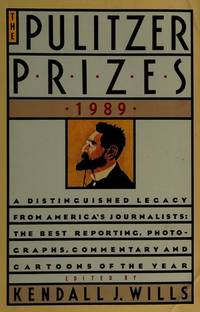 The Pulitzer Prizes 1989
