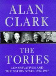 image of The Tories: Conservatives and the Nation State, 1922-1997