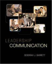 image of Leadership Communication (Titles in Business Communication)