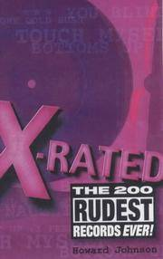 X-Rated: The 200 Rudest Songs Ever