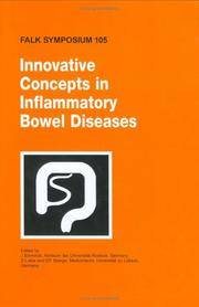 Innovative concepts in inflammatory bowel disease; proceedings. (Falk symposium; 108)
