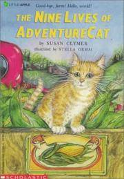 The Nine Lives of Adventurecat by  Susan Clymer - Paperback - 1994 - from Your Online Bookstore (SKU: Z059047149XZ2)