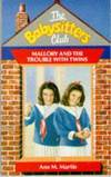 image of Mallory and the Trouble with Twins (Babysitters Club)