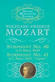 Symphonies Nos 40  41