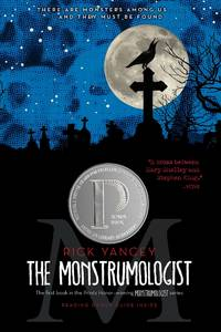The Monstrumologist by  Rick Yancey - Paperback - Reprint ed. - 2010 - from 2Vbooks and Biblio.com