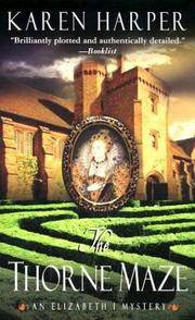 The Throne Maze - Elizabeth I Series #5