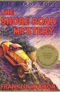image of The Shore Road Mystery (Hardy Boys, Book 6)