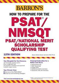 How to Prepare for the PSAT/NMSQT (Barron's How to Prepare for the Psat Nmsqt Preliminary...