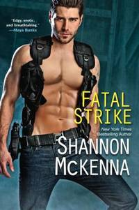image of Fatal Strike (The Mccloud Brothers Series)