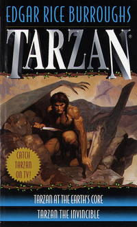 Tarzan 2-in-1 (Tarzan at the Earth's Core/Tarzan the Invincible) by  Edgar Rice Burroughs  - Paperback  - from SecondSale (SKU: 00018026003)