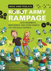 Robot Army Rampage 2 Nick and Tesla