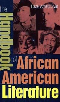 Handbook of African American Literature.