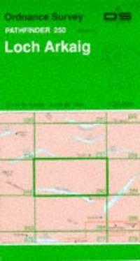 image of Loch Arkaig (Pathfinder Maps)