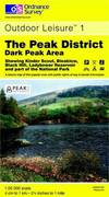 image of The Peak District: Dark Peak Area (Outdoor Leisure Maps)