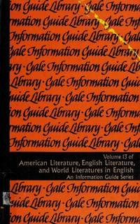Irish Literature, 1800-1875. A Guide To Information Sources