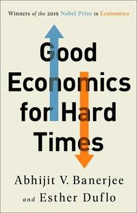 image of Good Economics for Hard Times