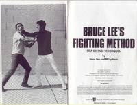 image of BRUCE LEES FIGHT ING METHOD : Self-defence Techniques