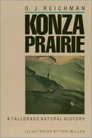 Konza Prairie; A Tallgrass Natural History