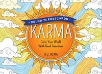 Color n Postcards: Karma