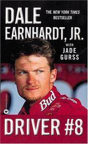 Driver #8 [Mass Market Paperback] Earnhardt, Dale and Gurss, Jade