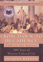 image of From Dawn To Decadence (Turtleback School & Library Binding Edition)