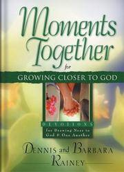 Moments Together for Growing Closer to God (Moments Together)