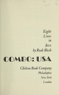 Combo, USA: Eight Lives in Jazz