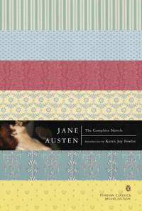 image of Jane Austen: The Complete Novels