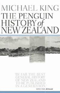 image of Penguin History of New Zealand, The