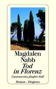 image of Tod in Florenz (German Edition)