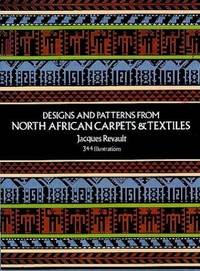 Designs and Patterns From North African Carpets & Textiles