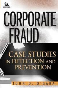 corporate fraud ogara john d