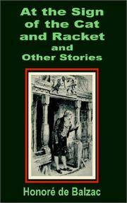 image of At the Sign of the Cat and Racket and Other Stories