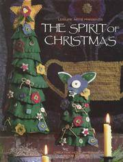 image of The Spirit of Christmas: Creative Holiday Ideas Book 11 (Bk. 11)