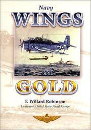 Navy Wings of Gold