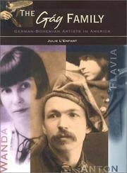 The Gag Family: German-Bohemian Artists in America