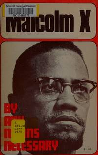 By Any Means Necessary by Malcolm X - Paperback - from Better World Books  (SKU: GRP95655846)