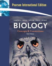 image of Biology: concepts and connections