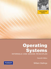 image of Operating Systems: Internals and Design Principles