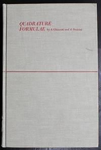 Quadrature Formulae