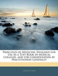 Principles Of Medicine