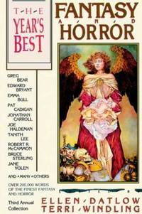 Year's Best Fantasy and Horror,The: Thir